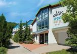 Hôtel Bad Schandau - Aktiv Sporthotel Sächsische Schweiz-1