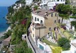 Location vacances Vietri sul Mare - Vietri sul Mare Villa Sleeps 18 Pool Air Con Wifi-1
