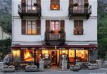 Hôtel La Bollène-Vésubie - Hôtel Fleur des Alpes-1