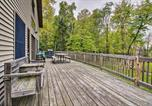 Location vacances Walker - Lakefront Cabin with Private Deck, Dock and Fire Pit!-2