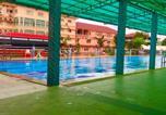 Hôtel Laos - Nakhonesack Hotel 3-1