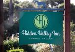 Location vacances Carmel Valley - Hidden Valley Inn-2