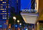 Hôtel Philadelphie - Sonesta Philadelphia Downtown Rittenhouse Square-3
