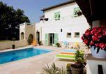 Hôtel Beuil - La Villa des 4 Temps-4