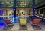 Hôtel Bramans - Cgh Résidences & Spas Les Chalets de Flambeau-1