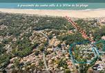 Camping avec Piscine couverte / chauffée Saint-Palais-sur-Mer - Camping le Blayais Alicat-1