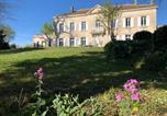 Hôtel Lasbordes - Chateau de Thuries-1