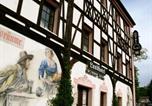 Hôtel Halsbrücke - Landhotel Goldener Becher-2