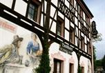 Hôtel Gare de Chemnitz - Landhotel Goldener Becher-2