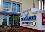 Location vacances Daytona Beach - Sea Shells Beach Club #112 Apartment-4