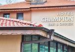 Hôtel Stara Zagora - Hotel Champion-1