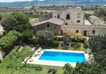 Location vacances Acate - Villa with 8 bedrooms in Chiaramonte Gulfi with private pool enclosed garden and Wifi 20 km from the beach-1