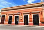 Hôtel Mexique - Almas Gemelas-1