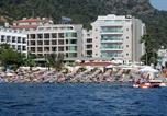 Hôtel İçmeler - Pasa Beach Hotel-2