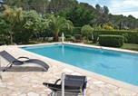 Location vacances Auribeau-sur-Siagne - Holiday home Peymeinade Ab-1531-1