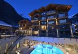 Hôtel Täsch - Alpenhotel Fleurs de Zermatt-2
