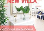 Location vacances Punta Cana - Villa Alfi. V44. Ideal family villa in the center of Bavaro-1