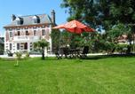 Hôtel Golf de Dieppe-Pourville - Chambres d'Hôtes Villa Mon Repos-1