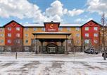 Hôtel Red Deer - Comfort Inn & Suites Red Deer-3