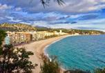 Location vacances Lloret de Mar - City center apartment-1