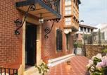 Location vacances Barrika - Casa señorial con jardín en centro de Algorta, Puerto Viejo-1