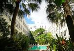 Hôtel West Palm Beach - Palm Beach Petite Retreat 1 Block to Beach ! New bed!-4
