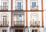 Hôtel Andalousie - Koisi Hostel Sevilla-1