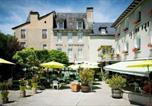 Hôtel Aveyron - Hotel Le Lion d'Or-1