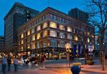 Hôtel Denver - Courtyard Denver Downtown-1