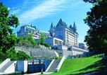 Hôtel Parlement du Canada - Fairmont Chateau Laurier-1