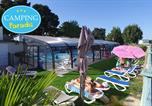 Camping avec Piscine Commequiers - Camping Paradis Domaine Oyat-1