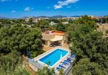 Location vacances Alcúdia - Villa Alcudia Town-4