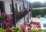 Hôtel Vrigny - Logis Hôtel Au Tambour-4