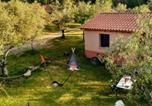 Location vacances La Garganta - Semana Santa En &quote;Complejo Vetonia&quote; apartamentos y chalets con jardín Hervás-3