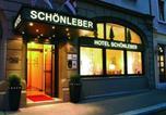 Hôtel Wurtzbourg - City Hotel Schönleber-1