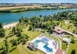 Camping  Acceptant les animaux Gers - Camping Lac de Thoux St-Cricq-2