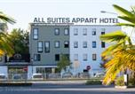 Location vacances Aquitaine - All Suites Appart'hotel Pau-1