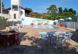 Hôtel Piracicaba - Na Onda do Peixe Hotel-4