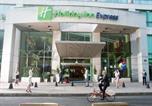 Hôtel Cuauhtémoc - Holiday Inn Express Mexico Reforma-1