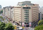 Hôtel Halaskargazi - Ramada Plaza By Wyndham Istanbul City Center-1