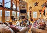 Location vacances Gatlinburg - Bear's Eye View, 4 Bedrooms, Home Theater, Gaming, Hot Tub, Sleeps 14-3