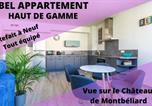 Location vacances  Doubs - Le 15 - Vue sur Château - Netflix - Gregimmo-1