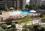 Location vacances Santiago - M Montt Las Condes-1
