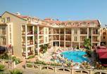 Hôtel Marmaris - Club Amaris Apartment-1