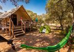 Camping avec Piscine couverte / chauffée Clapiers - Camping Domaine de Gajan-2