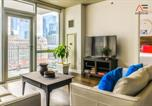 Location vacances Chicago - 2br/2ba Brand New Executive Luxury Suite w/ Rooftop Pool, Gym and Balcony by Envitae-3