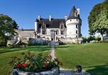 Hôtel Saintes - Château de Crazannes-1