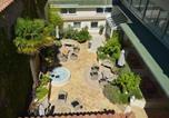 Hôtel 4 étoiles Auribeau-sur-Siagne - Best Western Plus Le Patio des Artistes Wellness Jacuzzi-4