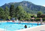 Camping avec Piscine Vizille - Camping Les Foulons-1