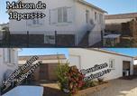 Location vacances Longeville-sur-Mer - Les Petites Jardaises, 3 logements se louent indépendamment, tout à pied, plages, centre ville, port-1